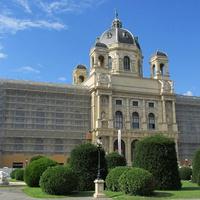 Музей естествознания на площади Марии Терезии