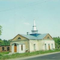 Храм Всех Скорбящих Радосте в городе Рошаль