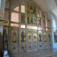 Ушаки. Церковь Николая Чудотворца.