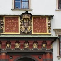 Портал швейцарских ворот в Хофбурге