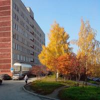 Первоуральск. Поликлиника №2. Осень 2014 г