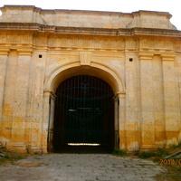 Ворота старого Херсона.