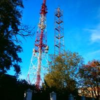 Радiо-телевiзiйний центр.