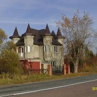 Дом на въезде в деревню Кулаковка