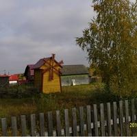 В деревне Перхурово