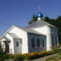 Церковь в селе Савинская Орехово-Зуевского р-на