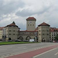 Изарские ворота
