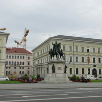 Памятник Людвигу I Баварскому