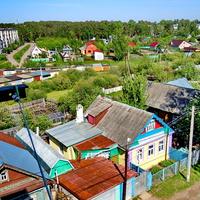 пос.Васильево.фото с дома № 5