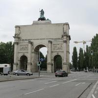Триумфальная арка (Siegestor)