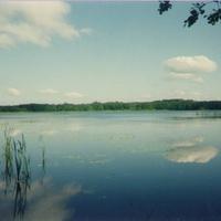 Озеро Ярмол. Июль 1994г.