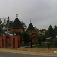 Михаило-Архангельский новый храм в селе Пышлицы