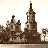 Вихляевка Никольская церковь.