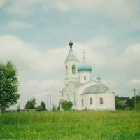 Старообрядческий храм Николы Чудотворца в селе Устьяново