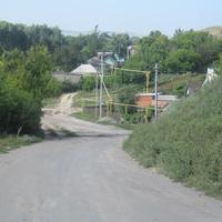 Дорога в Яр
