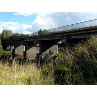 мост через реку Дрисса в д.Дёрновичи