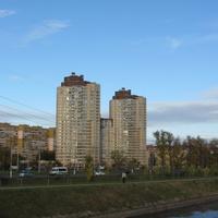 Новостройки на ул. Жукова
