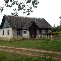 Бывшая библиотека.