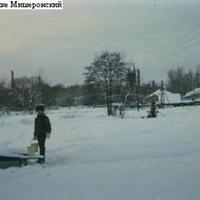Родник  в посёлке Мишеронский