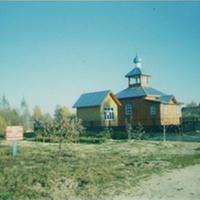 Храм-часовня Боголюбской  иконы Божьей Матери в деревне Горелово