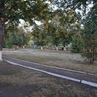 Привокзальный парк.