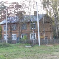 Паша, жилой деревянный дом