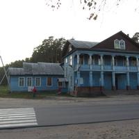 Паша, дом культуры