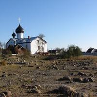 Сторожно. Церковь Николая Чудотворца.