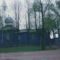 Храм Троицы Живоначальной в посёлке Красный Ткач (с 2001г. Шувое)