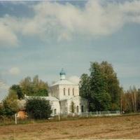 Старообрядческая Церковь Великомученика Георгия в Алёшино (с 2008г. православная Знаменская)