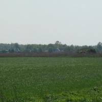Вид на деревню: Вороний остров