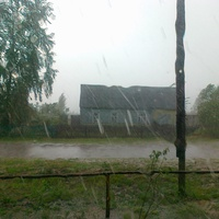 дождь идёт...