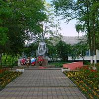 Памятник Воинской Славы в селе Ближнее