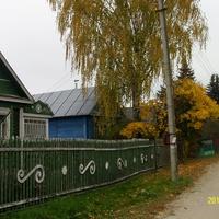 В деревне Селянино