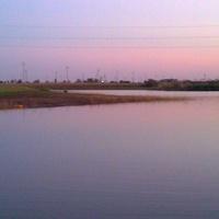 Пруд в селе Ивановка
