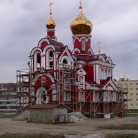 Храм в честь рождества Иоанна Крестителя