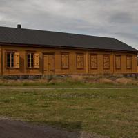 Здания в крепости