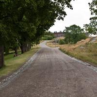 Дорога в крепости