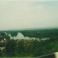 Река Иркут возле с. Смоленщина