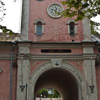 Башня с часами в крепости Свеаборг