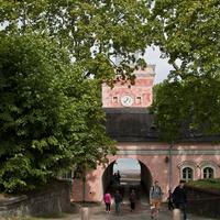 Выход из крепости Свеаборг