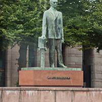 Памятник Сталбергу в Хельсинки