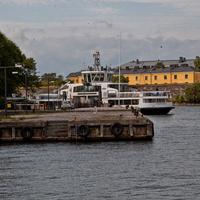 Причал крепости Свеаборг