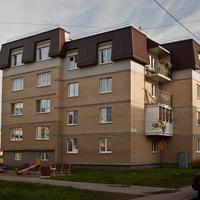 Дом в Славянке