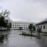 Администрация района и поселка