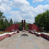 Братская могила погибших в 1943 году (Войсковое)