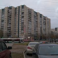 Дом ул.Ильюшина 15 к 1.