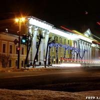 Здание Областного УВД.