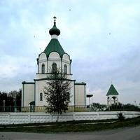 Космо-Дамиановский храм в селе Курасовка