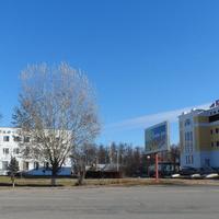 Улица Ленина, осень 2014